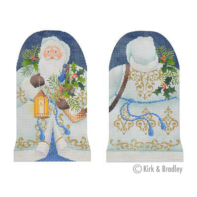 KB 1339 - Two-Sided Woodland Father Christmas