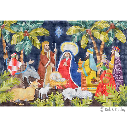 KB 1349 - The Nativity