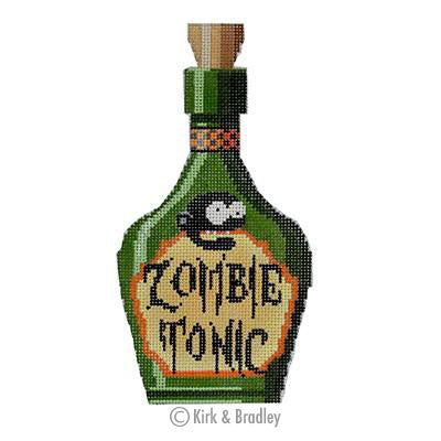KB 1352 - Zombie Tonic Poison Bottle