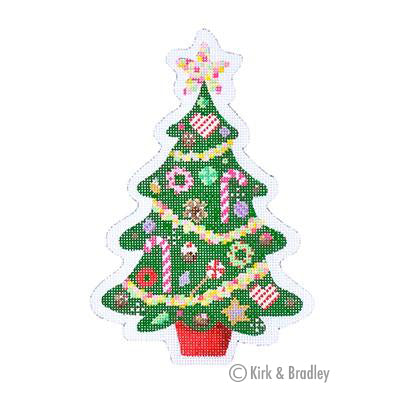 KB 1354 - Christmas Candy Tree