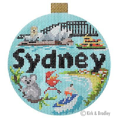 KB 1358 - Travel Round - Sydney