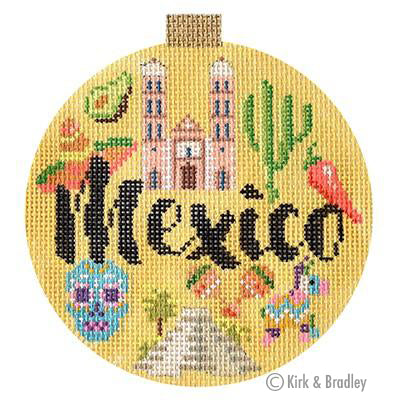 KB 1359 - Travel Round - Mexico