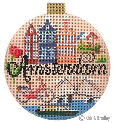 KB 1365 - Travel Round - Amsterdam