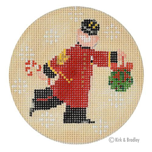KB 1368 - Christmas in London - The Colonel