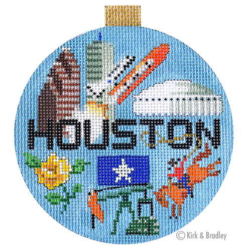 KB 1371 - Travel Round - Houston
