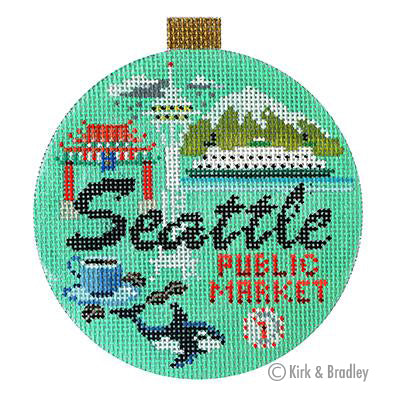 KB 1372 - Travel Round - Seattle