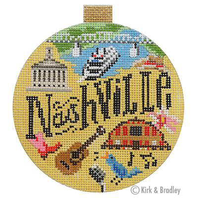 KB 1375 - Travel Round - Nashville