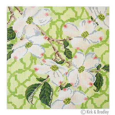 KB 1377 - Trellis Square - Dogwood