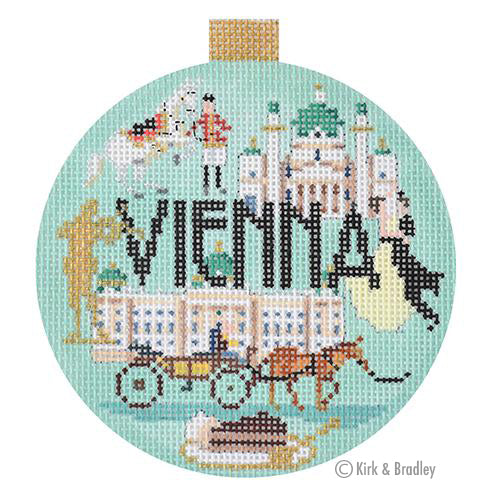 KB 1407 - Travel Round - Vienna