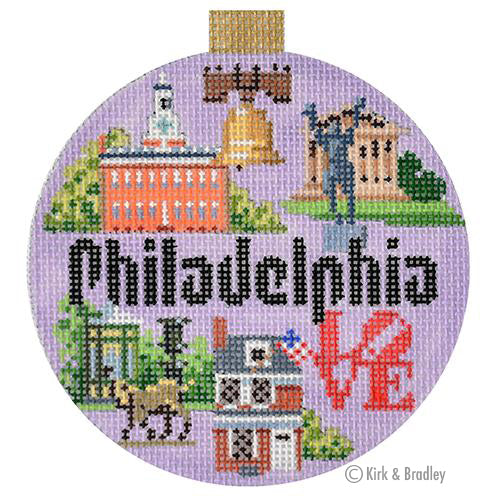 KB 1431 - Travel Round - Philadelphia