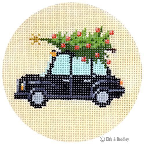 KB 1439 - Christmas in London - Taxi