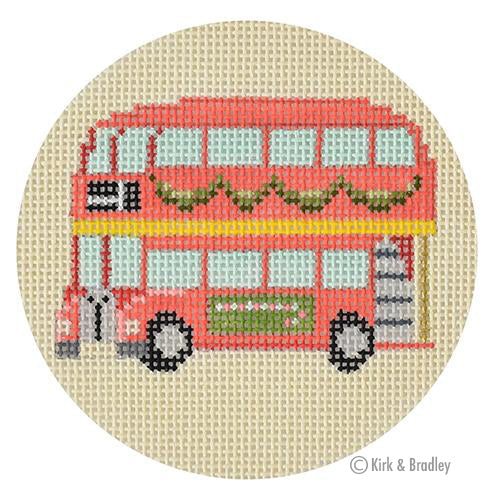 KB 1441 - Christmas in London - London Bus