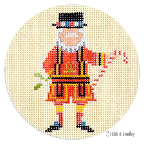 KB 1444 - Christmas in London - Yeoman of the Guard