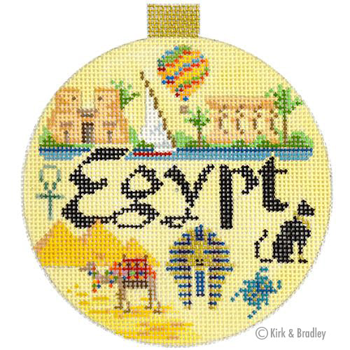 KB 1446 - Travel Round - Egypt