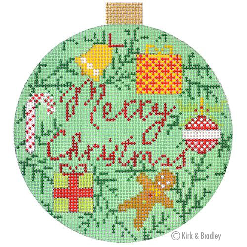 KB 1452 - Merry Christmas Bauble