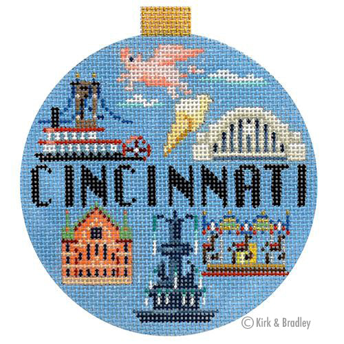 KB 1461 - Travel Round - Cincinnati