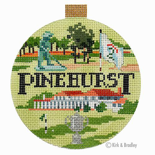 KB 1462 - Sporting Round - Pinehurst