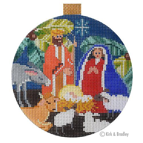 KB 1475 - Nativity Round
