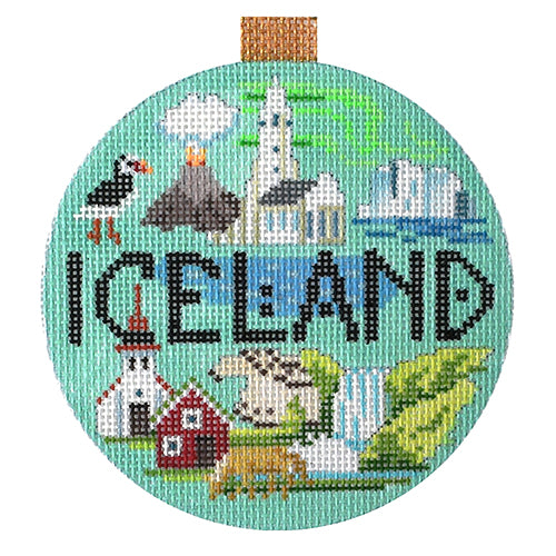 KB 1476 - Travel Round - Iceland