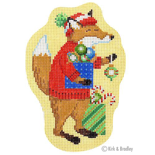 KB 1491 - Fox & Baubles