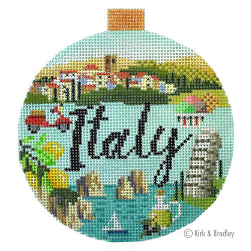 KB 1503 - Travel Round - Italy