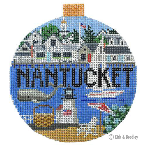 KB 1504 - Travel Round - Nantucket