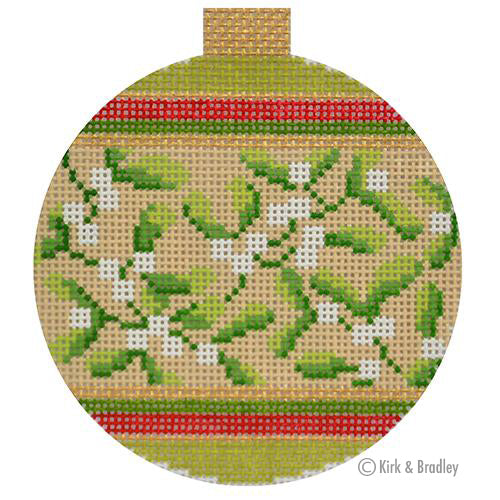 KB 1522 - Holiday Baubles - Mistletoe