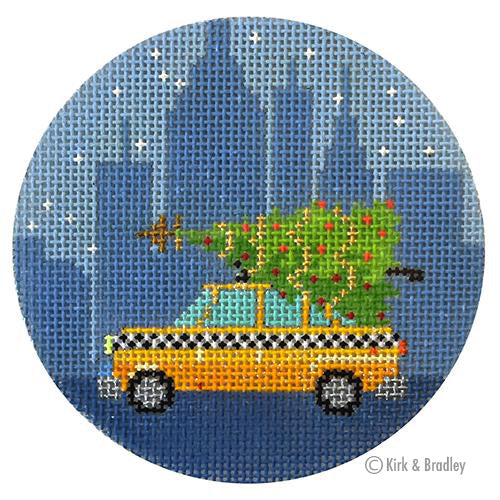 KB 1528 - A New York Holiday - Taxi