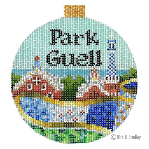KB 1531 - Park Guell
