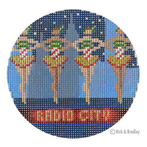 KB 1533 - A New York Holiday - Radio City Rockettes
