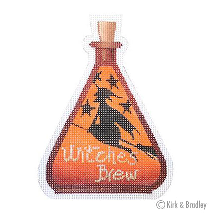 KB 278 - Witches Brew Poison Bottle