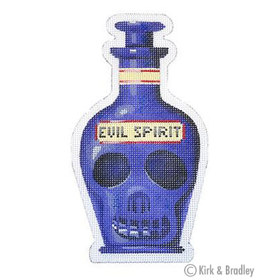 KB 323 - Evil Spirit Poison Bottle