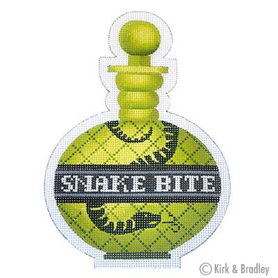 KB 324 - Snake Bite Poison Bottle