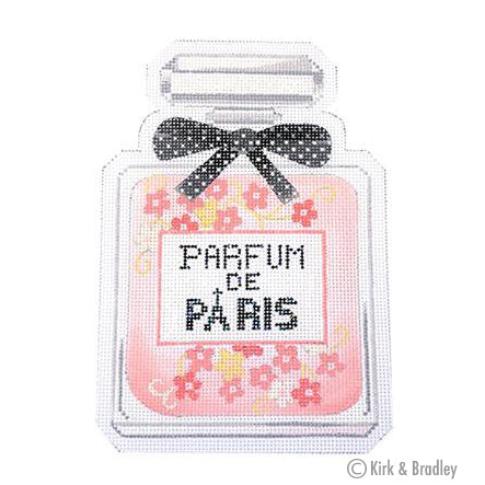 KB 338 - Perfume Bottle Paris