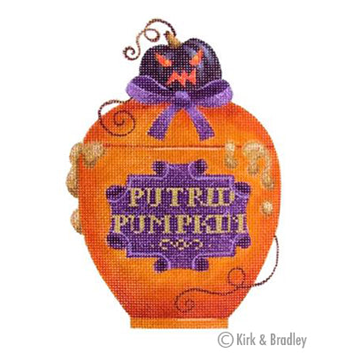 KB 421 - Putrid Pumpkin Poison Bottle