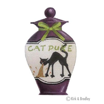KB 422 - Cat Puke Poison Bottle
