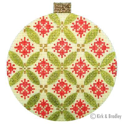KB 452 - Florentine Bauble- Green