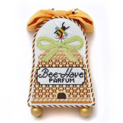 KB 1103 - Bee-have Perfume Bottle