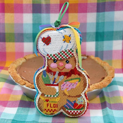BB 0061 - Gingerbread Man Baker