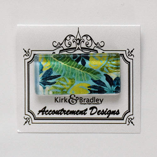 Tropical Leaves Magnet