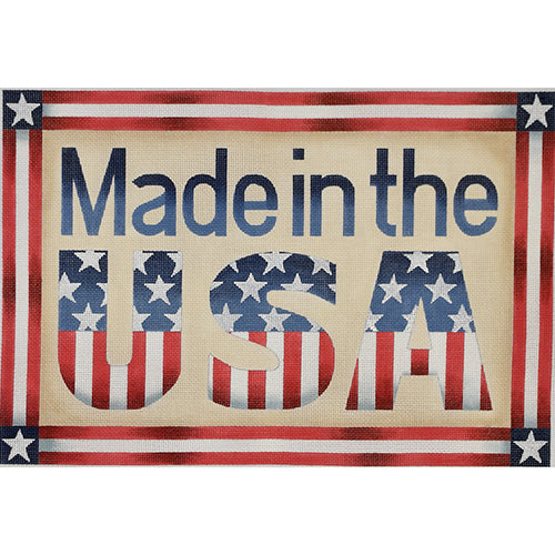 KB 023 - Made in the USA