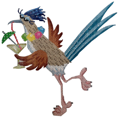 KB 1147 - Party Animal - Diva the Road Runner