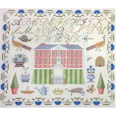 KB 1197 - English Sampler - Country Estate
