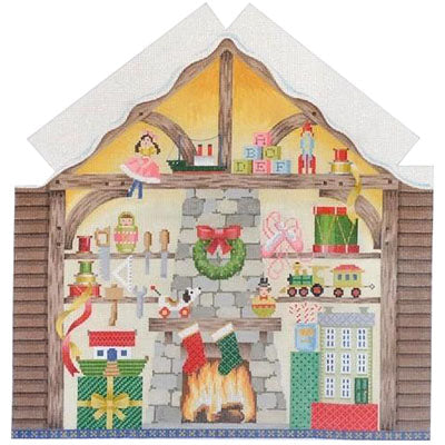 KB 1209 - North Pole Santa's Workshop