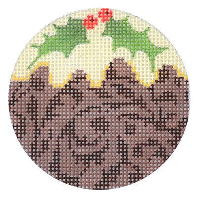 KB 1152 - Mini Christmas Pudding - Lemon Iced