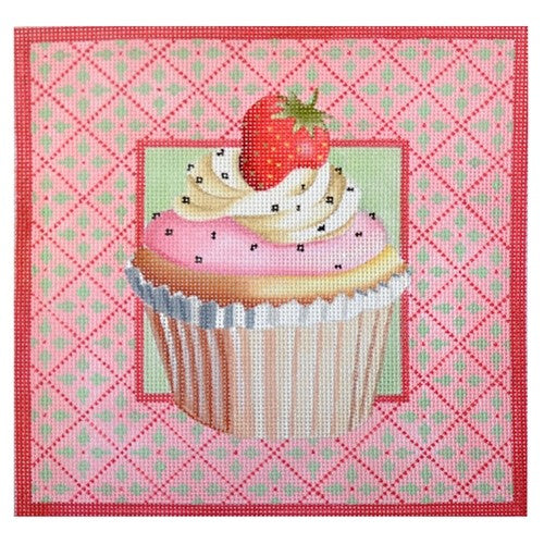 KB 137 - Strawberry Cupcake
