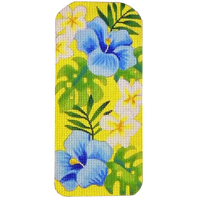 KB 124 - Eyeglasses Case Tropical Yellow