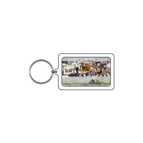The Beatles Keychain & Keyring - Anothology III