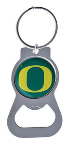 Oregon Ducks Keychain & Keyring - Bottle Opener