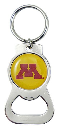 Minnesota Golden Gophers Bottle Opener Keychain & Keyring